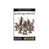 Start Collecting! Khorne Bloodbound (70-82)