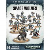 Start Collecting! Space Wolves (70-53)
