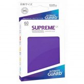 Supreme UX Sleeves Japanese Size Violett (60)