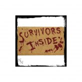 Survivors Inside Doormat 45x75cm