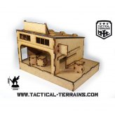 Tactical Terrains Lagerhalle 2 (28mm)
