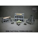 Tactical Terrains Ruinenset 1 (15mm)