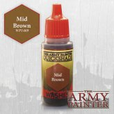 The Army Painter: Paint Mid Brown (18ml Flasche)