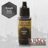 The Army Painter: Paint Rough Iron (18ml Flasche)
