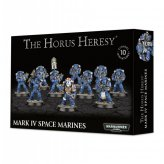 The Horus Heresy: Mark IV Space Marines (01-01)