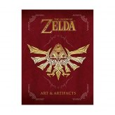 The Legend of Zelda Artbook Art & Artifacts (EN)