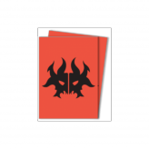 UP - Standard Sleeves Magic The Gathering Guilds of Ravnica Cult of Rakdos (100 Sleeves)