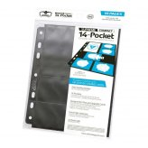 Ultimate Guard 14-Pocket Standard Size & Mini-American...