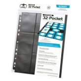 Ultimate Guard 32-Pocket Standard Size & Mini-American...