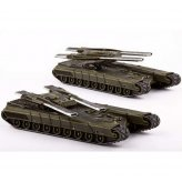 United Colonies of Mankind: Gladius Heavy Battle Tanks (2)