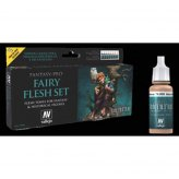 Vallejo Model Color: Model Color Set Fantasy-Pro Fairy Flesh (8)