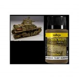 Vallejo Weathering Effects Thick Mud European 40 ml