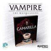 Vampire - The Masquerade Camarilla Supplement (EN)