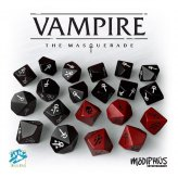 Vampire: The Masquerade Dice Set (EN)