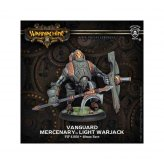 Vanguard - Mercenaries Light Warjack (metal/resin)