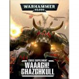 ** % SALE % ** WAAAGH! GHAZGHKULL 2nd Edition (Softback) (EN)