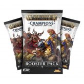 Warhammer Age of Sigmar: Champions Wave 1 Booster Display...