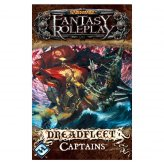 Warhammer Fantasy Roleplay: Dreadfleet Captains Pack  oWHF21