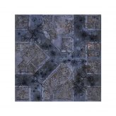 Warzone City 4x4 Gaming Mat