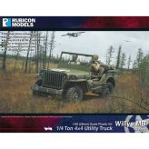 Willys Jeep MB 1/4 ton 4x4 Truck (US Standard)