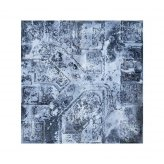 Winter Warzone City 4x4 Gaming Mat
