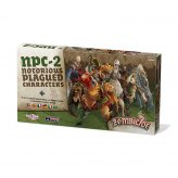 Zombicide: Black Plague - NPC-2 Special Walkers -...