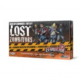 Zombicide - Box of Zombies - Set 7 Lost Zombivors...