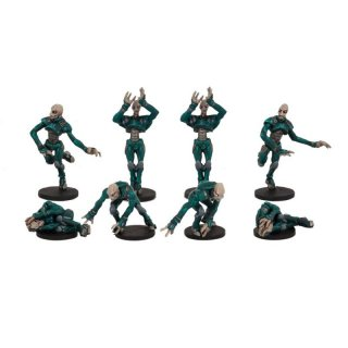 ** % SALE % ** DreadBall - Pelgar Mystics Team Booster (9 Players)