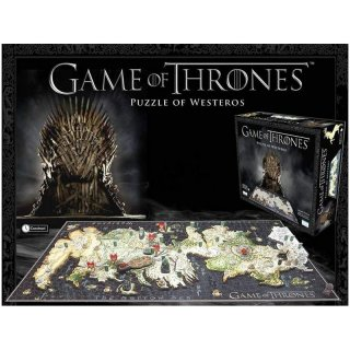 4D Cityscape - Game Of Thrones | Puzzle of Westeros