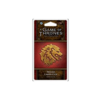 AGOT The Card Game 2nd Edt.: House Lannister Intro Deck (EN)