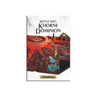 Age of Sigmar Battle Mat: Khorne Dominion (64-22)