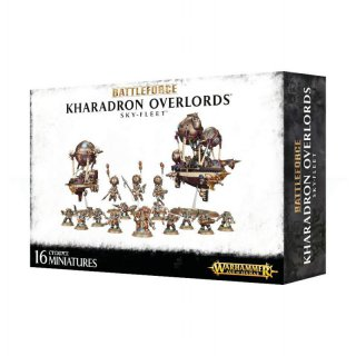 Battleforce Kharadron Overlords Skyfleet (71-64)