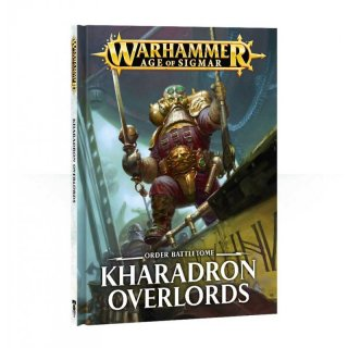 Battletome: Kharadron Overlords (Softcover) (DE)
