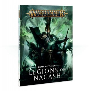 Battletome: Legions of Nagash (HB) (EN)