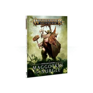Battletome: Maggotkin of Nurgle (SB) (DE)