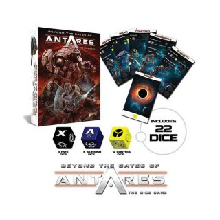 Beyond the Gates of Antares Dice Game (EN) *inkl. Promominiatur
