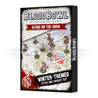 Blood Bowl Blood on the Snow (200-10)