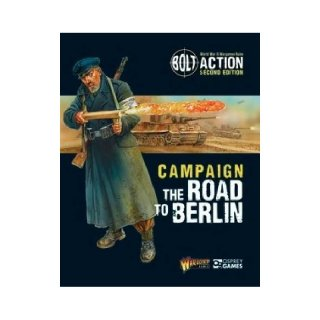 Bolt Action Campaign The Road to Berlin (EN)