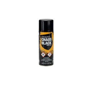 Chaos Black Spray Grundierspray (400 ml)