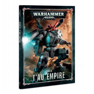 Codex: Tau Empire (HB) (DE)