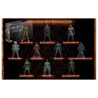 Dark Souls The Board Game: Armour Set Expansion (DE)