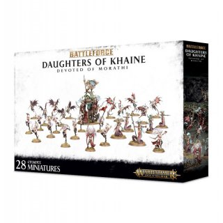 Daughters of Khaine Devoted of Morathi (71-50)