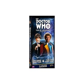 Doctor Who: Time of the Daleks- 2nd & 6th Doctors (EN)