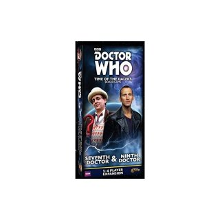 Doctor Who - Time of the Daleks 7th & 9th Doctors (EN)
