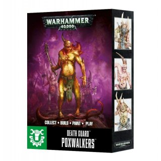 Easy to Build: Death Guard Poxwalkers (43-41)
