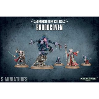 Genestealer Cults Broodcoven (51-50)