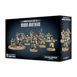 Genestealers Cults Brood Brothers (51-62)