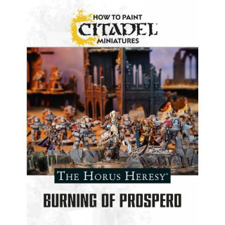 How to Paint: Burning of Prospero (EN)