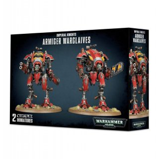 Imperial Knights Armiger Warglaives (54-17)