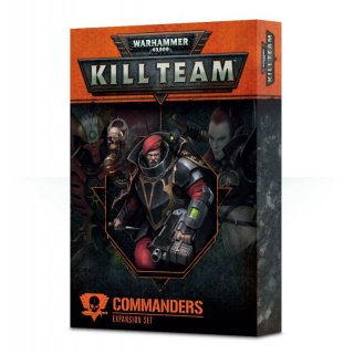 Kill Team: Kommandeure (DE)